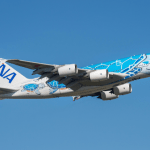 mixed fleet flying for airbus a380 and a320 approved by japans civil aviation bureau anas third a380 is delivered Airplane GEEK Mixed fleet flying for Airbus A380 and A320 approved by Japan's Civil Aviation Bureau, ANA's third A380 is delivered
