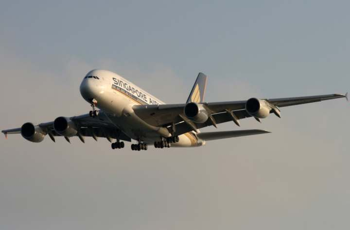 singapore airlines schedules 60 minute a380 flights Airplane GEEK Singapore Airlines Schedules 60 Minute A380 Flights