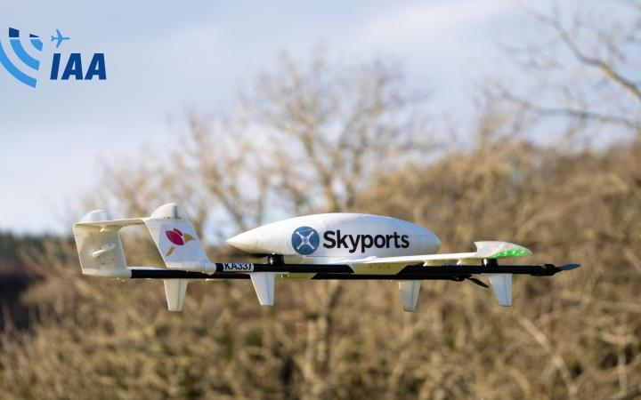 skyports gets go ahead to self authorise drone operations with light uas operator certificate Airplane GEEK Skyports gets go-ahead to self-authorise drone operations with Light UAS Operator Certificate