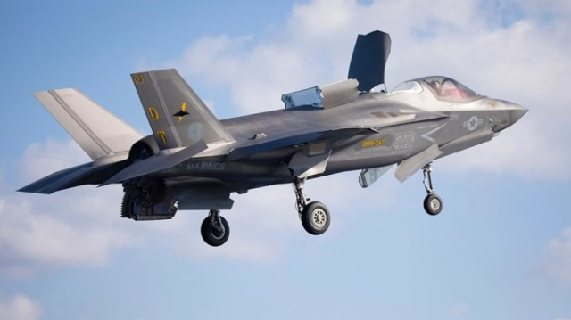 us f 35bs board japans aircraft carrier becoming first fixed wing aircraft to operate from japanese ship since wwii Airplane GEEK US F-35Bs Board Japan's Aircraft Carrier Becoming First Fixed-Wing Aircraft To Operate From Japanese Ship Since WWII