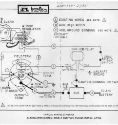 here is the information justin had sent me about his interav alternator system is his 1960 debonair that i found helpful in troubleshooting the interav  [ 1116 x 837 Pixel ]