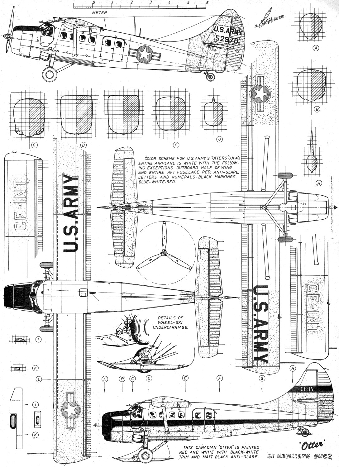 De Havilland Canada Dhc 3 Otter