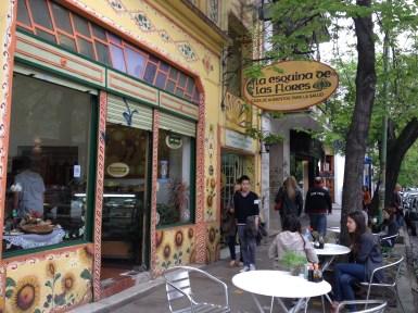 Around Palermo Soho