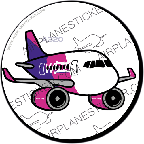Airbus-A320-Wizzair