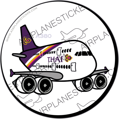 Airbus-A380-Thai-Airways