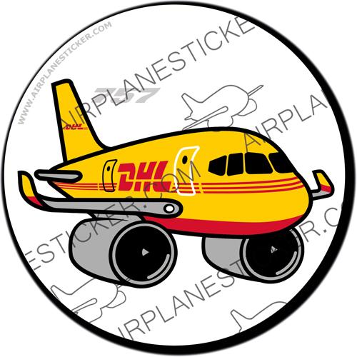 Boeing-757-DHL
