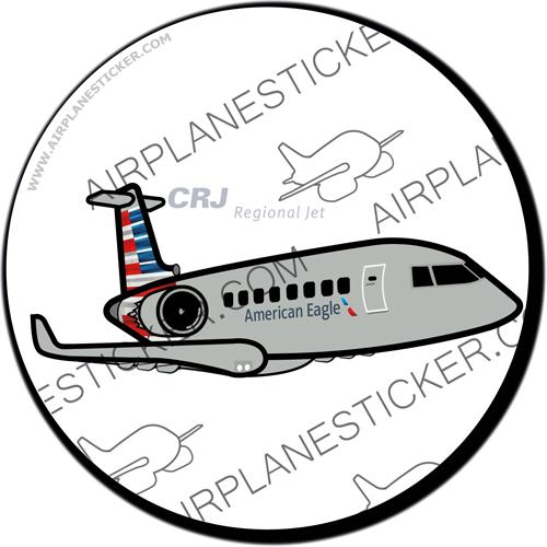 CRJ-American-Airlines