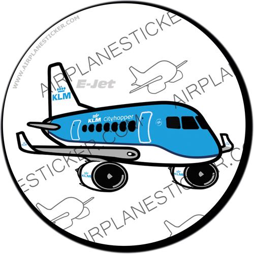 Embraer-EMJ-KLM