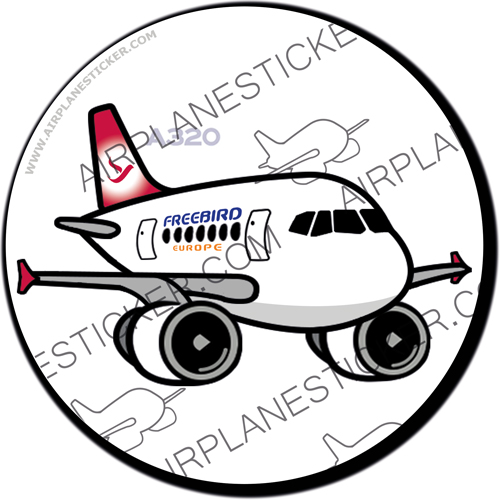 Airbus-A320-Freebird-Europe