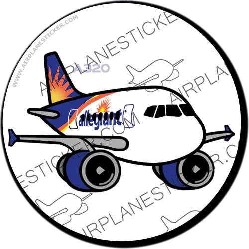 Airbus-A320-Allegiant