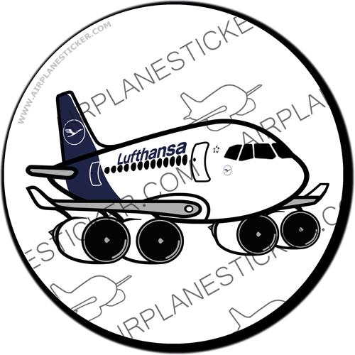 Airbus-A340-Lufthansa