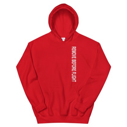 airplaneTees Remove before flight Hoodie - Unisex 6