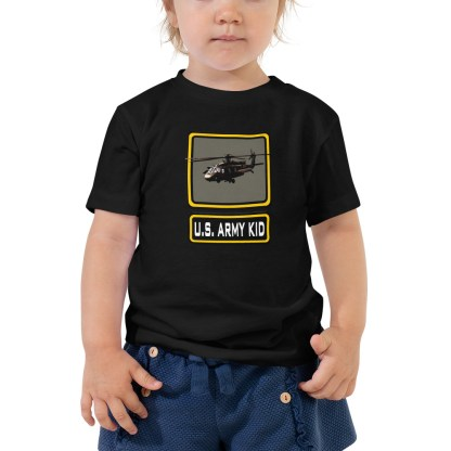 airplaneTees US Army Kid Tee... Toddler Short Sleeve 3