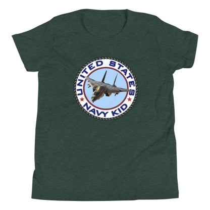 airplaneTees US NAVY KID Tee... Back Printed - Youth Short Sleeve 5