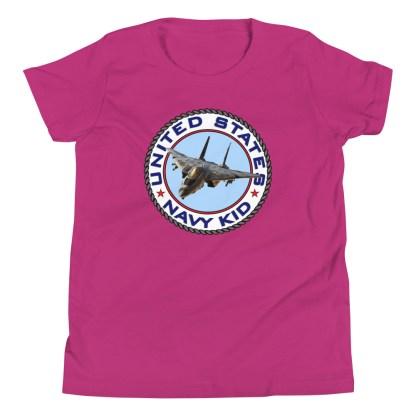 airplaneTees US NAVY KID tee... Youth Short Sleeve 12