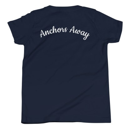 airplaneTees US NAVY KID Tee... Back Printed - Youth Short Sleeve 8