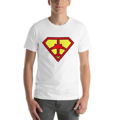 airplaneTees SUPERPILOT tee... Short-Sleeve Unisex 17