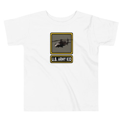 airplaneTees US Army Kid Tee... Toddler Short Sleeve 5