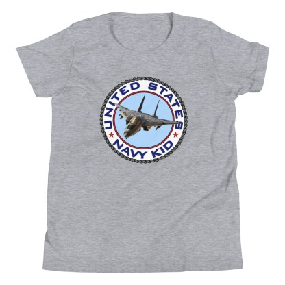 airplaneTees US NAVY KID Tee... Back Printed - Youth Short Sleeve 13