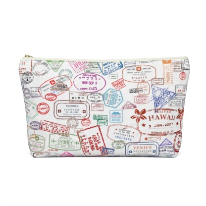 airplaneTees Going Places Accessory Pouch w T-bottom 2