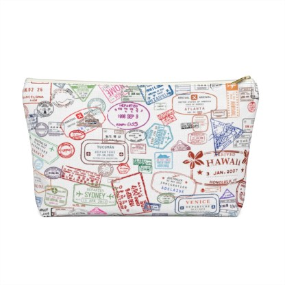 airplaneTees Going Places Accessory Pouch w T-bottom 1