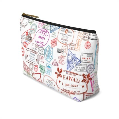 airplaneTees Going Places Accessory Pouch w T-bottom 10