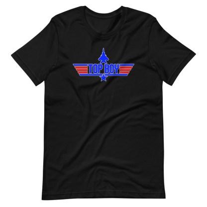 airplaneTees Top Boy Tee... Short-Sleeve Unisex 7