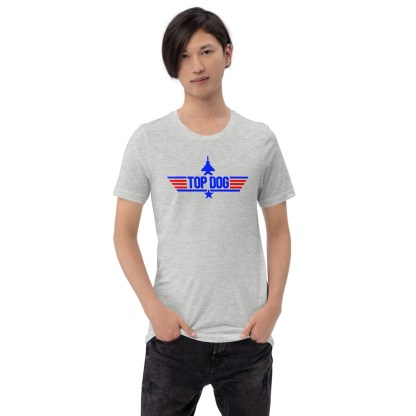 airplaneTees Top Dog tee... Short-Sleeve Unisex 4