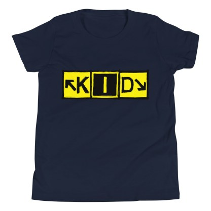 airplaneTees KID Taxiway Art Tee... Youth Short Sleeve T-Shirt 5
