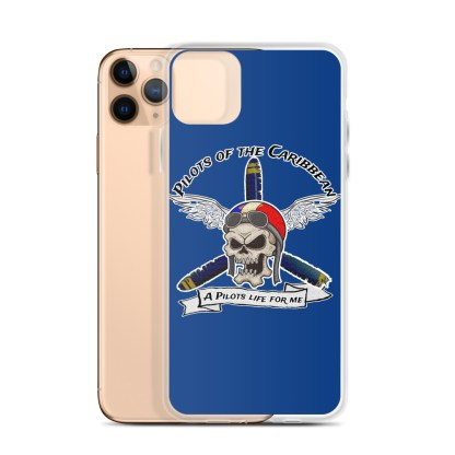 airplaneTees Pilots of the Caribbean iPhone Case 6