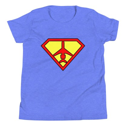 airplaneTees SuperCRJ Pilot Tee... Youth Short Sleeve 10