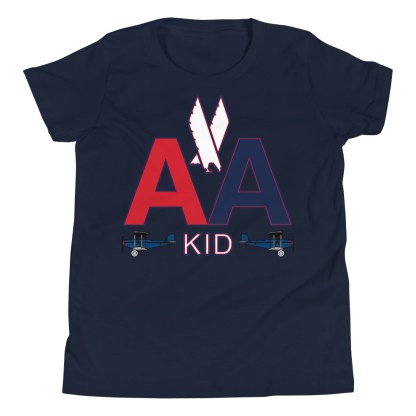 airplaneTees American Kid Youth Tee... Short Sleeve 5