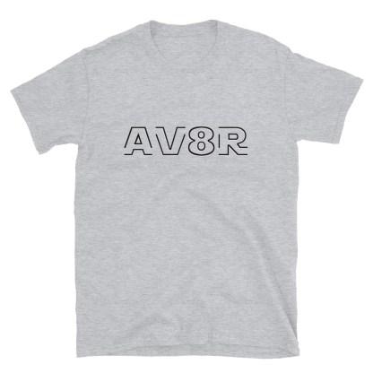 airplaneTees Jedi AV8R Tee... Short-Sleeve Unisex T-Shirt 1