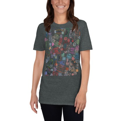 airplaneTees Going Places Tee - Option 2... Short-Sleeve Unisex 3