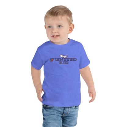 airplaneTees United Kid Toddler Tee... Short Sleeve 2