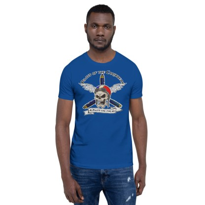 airplane tee pilots of the caribbean t-shirt