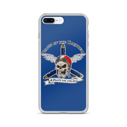 airplaneTees Pilots of the Caribbean iPhone Case 7