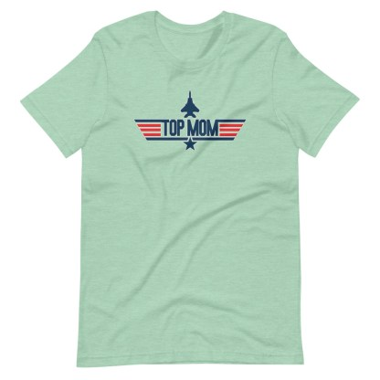 airplaneTees Top Mom tee... Short-Sleeve Unisex 9