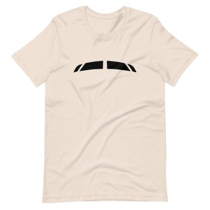 airplaneTees Bombardier CRJ900 Cockpit Windows Tee... Short-Sleeve Unisex 1