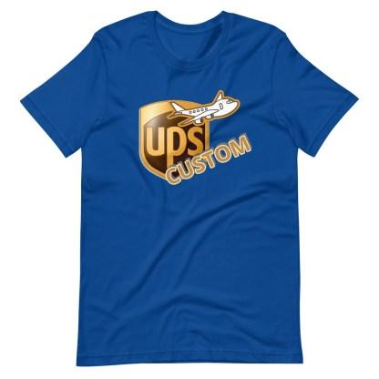 airplaneTees CUSTOM UPS Guy/Gal/Dad/Mom Tee Short-Sleeve Unisex 11