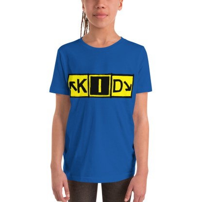 airplaneTees KID Taxiway Art Tee... Youth Short Sleeve T-Shirt 2