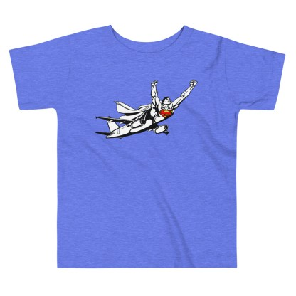 airplaneTees SuperPlane Toddler Tee... Toddler Short Sleeve 7