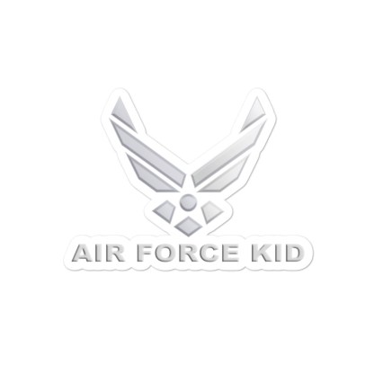 airplaneTees US Air Force Kid Stickers... Bubble-free 2
