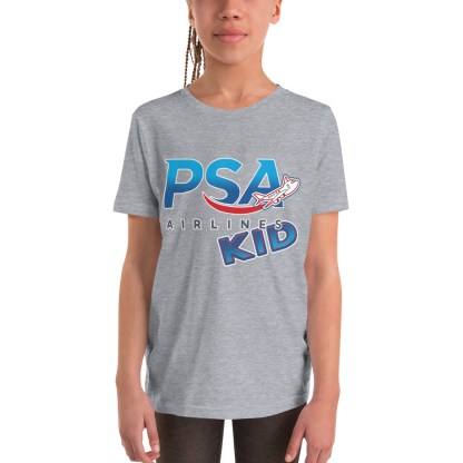 airplaneTees PSA Airlines Kid youth tee... Short Sleeve 2