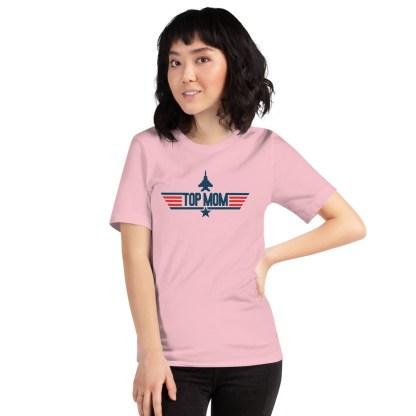 airplaneTees Top Mom tee... Short-Sleeve Unisex 3