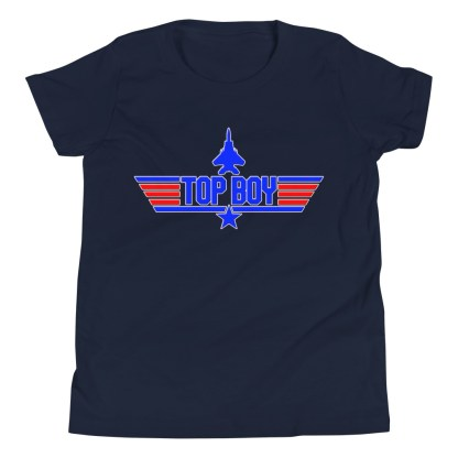 airplaneTees Top Boy youth tee... Short Sleeve 4