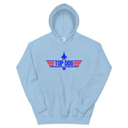 airplaneTees Top Dog Hoodie... Unisex 13