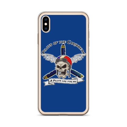 airplaneTees Pilots of the Caribbean iPhone Case 21