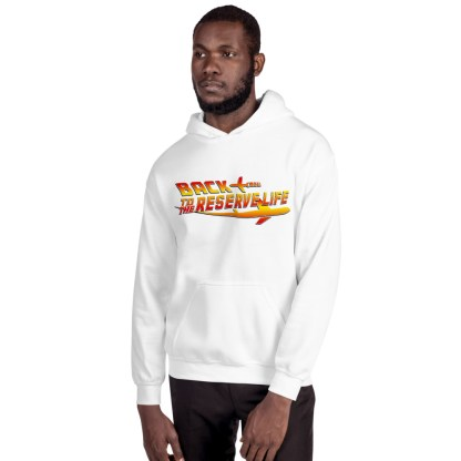 airplaneTees Back to the Reserve Life Hoodie... Unisex 2