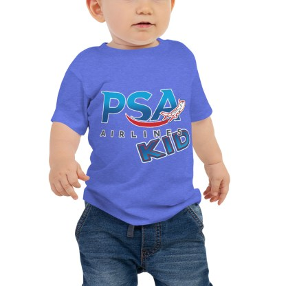 airplaneTees PSA Airlines Kid Infant Tee... Baby Jersey Short Sleeve 2